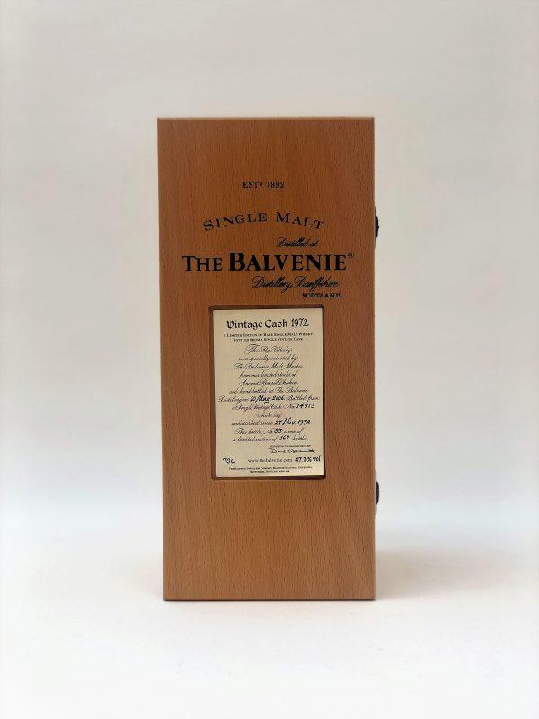 Balvenie single cask