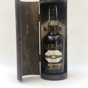 Balblair 38 year old
