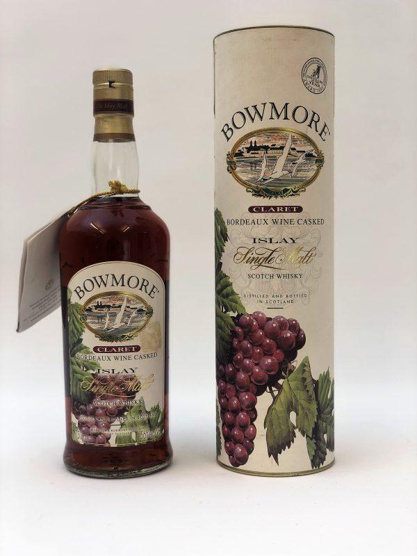 Bowmore claret