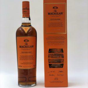 Macallan edition 2