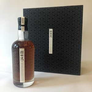 Karuizawa 1965 50 year old bourbon cask